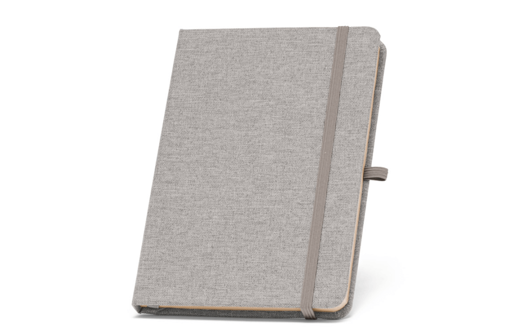 Materiałowy notes z kieszonką NZLS93276-10