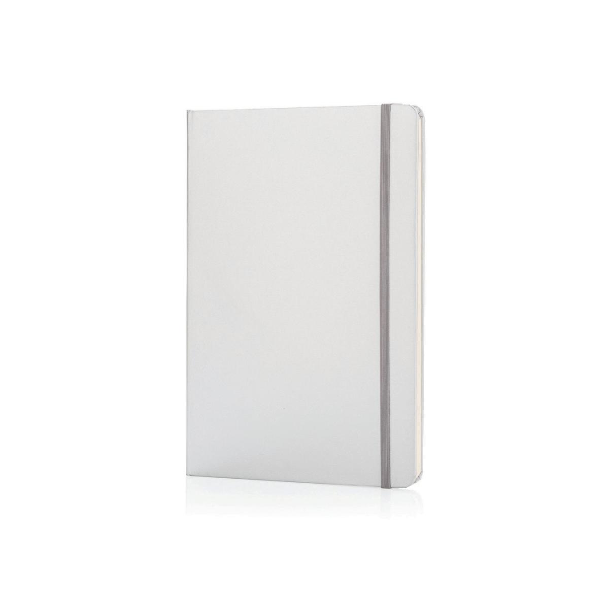 Notes A5 z logo