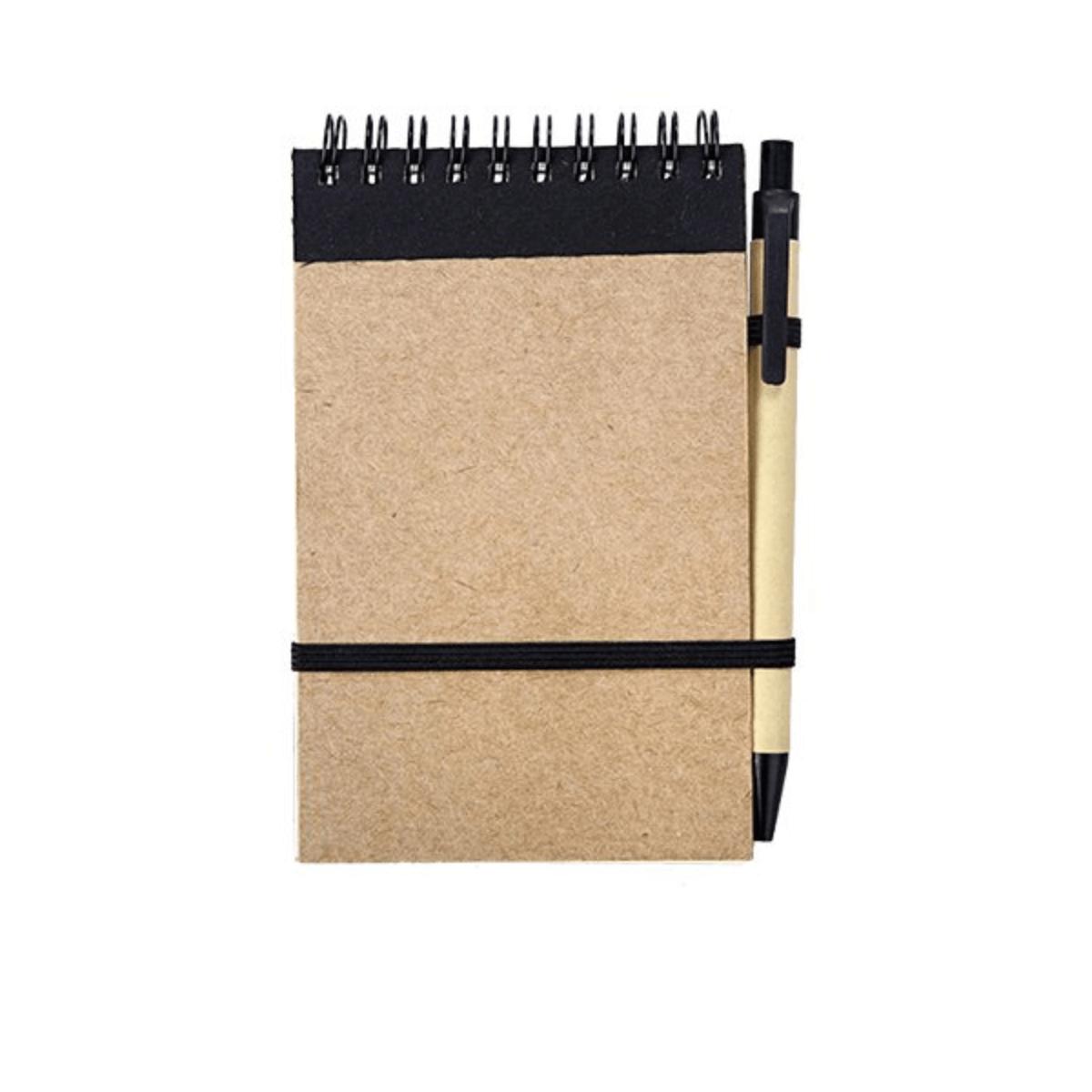 Notes reklamowy z długopisem