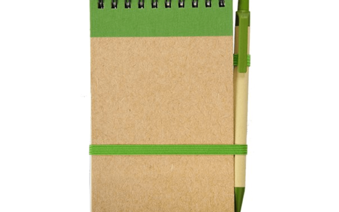 Notes reklamowy z długopisem NZLP73795-3
