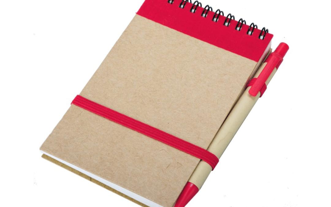 Notes reklamowy z długopisem NZLP73795-4