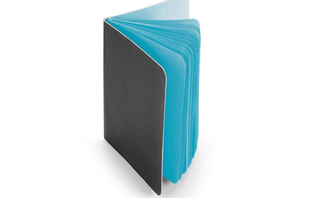 Notes z kolorowymi kartkami NZLS93483-7