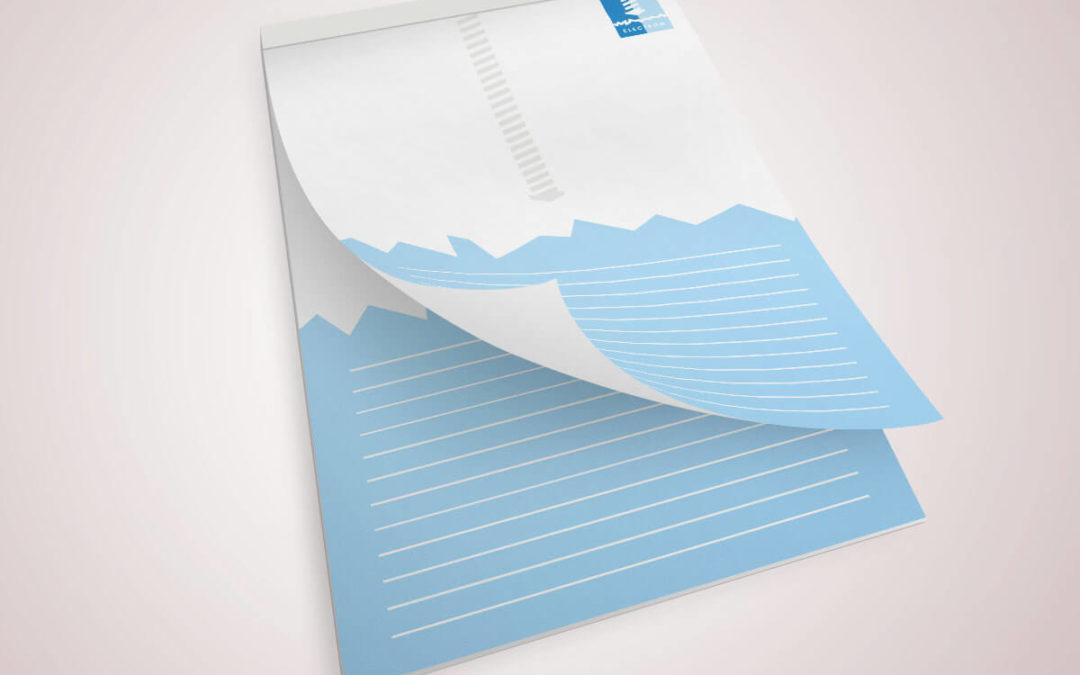 Notesy klejone drukowane NZLVN02