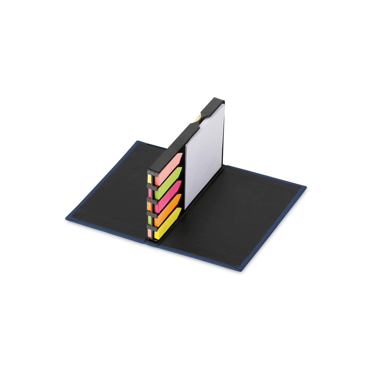 Zestaw karteczek z logo